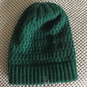 THE NORTH FACE Reverse knit hat